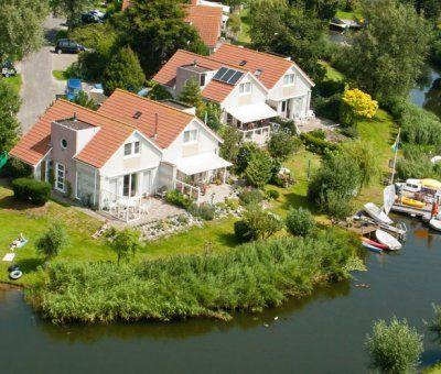 Vakantiewoningen huren in Makkum, IJsselmeer, Friesland, Nederland | vakantiehuis voor 4-6 personen
