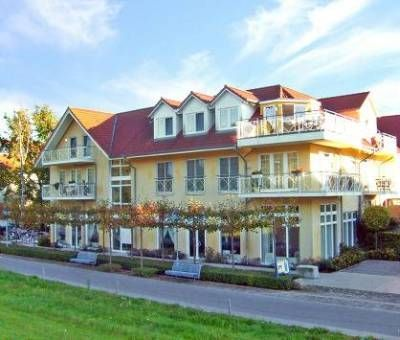 Vakantiewoningen huren in Ostseeheilbad Zingst, Oostzee Rügen, Duitsland | appartement voor 4 personen