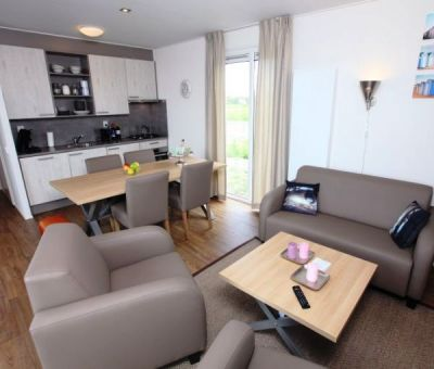 Vakantiehuis Callantsoog: Lodge voor 4 personen