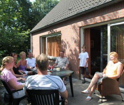 Vakantiewoningen huren in Hoeven, Noord Brabant, Nederland | bungalow voor 6 personen