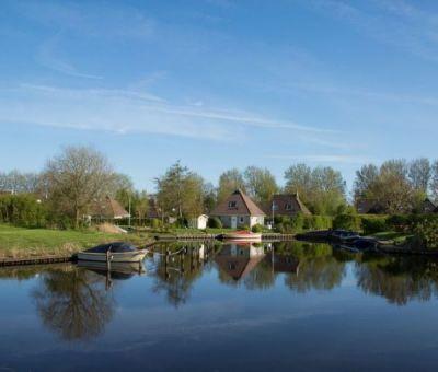 Vakantiewoningen huren in Eernewoude, Friesland, Nederland | bungalow voor 4 personen