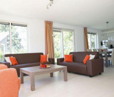Vakantiewoningen huren in Arcen, Noord Limburg, Nederland | wellness villa voor 8 personen