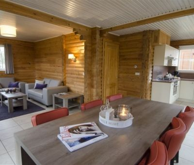 Vakantiewoningen huren in Zutendaal, Limburg, Belgie | bungalow voor 6 personen