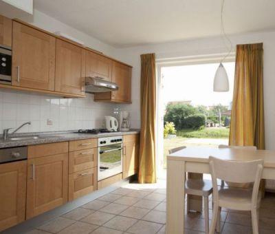 Vakantiehuis 's-Gravenzande: Villa type Standaard 6B 6 personen