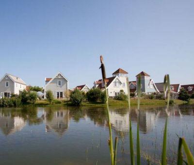 Vakantiehuis 's-Gravenzande: Villa type Standaard 6A 6 personen