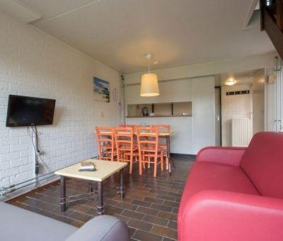 Vakantiehuis Bruinisse: appartement Berberis 5 personen