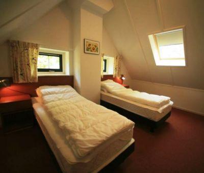 Vakantiehuis Hooghalen: Bungalow type C6 6-personen