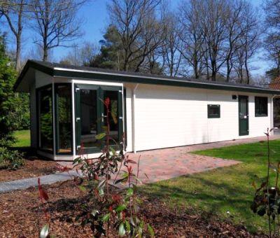 Vakantiehuis Hooghalen: Chalet type Boterbloem 4-personen