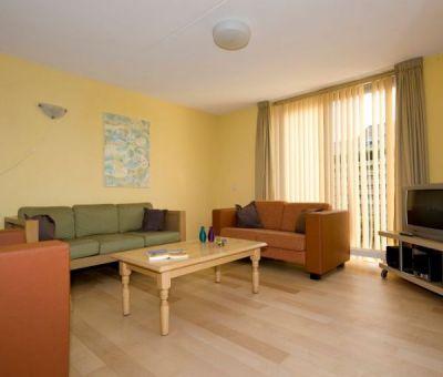Vakantiehuis Renesse: Bungalow type SB 6-personen