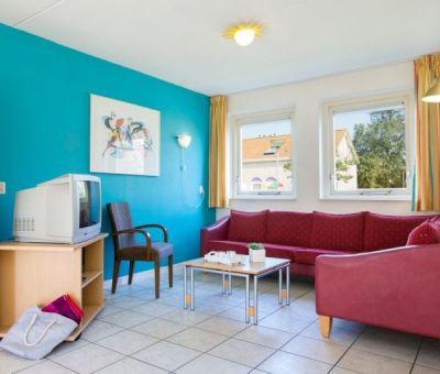 Vakantiehuis Renesse: Bungalow type SD8 8-personen