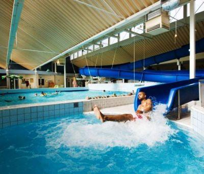 Vakantiehuis Kamperland: Chalet type RP4 Wellness 4-personen