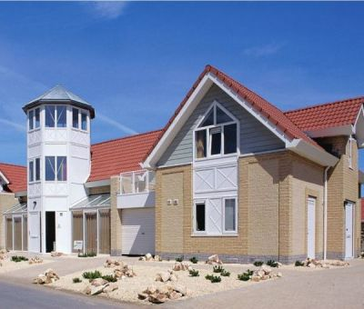 Vakantiehuis Kamperland: luxe villa type AML 5-personen