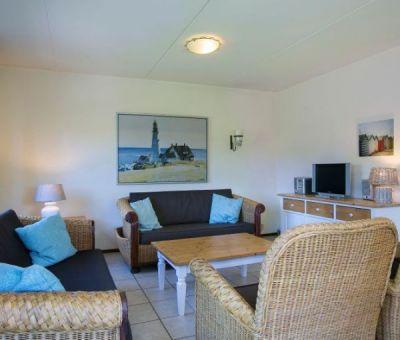 Vakantiehuis Kamperland: landhuis type HH6 6-personen