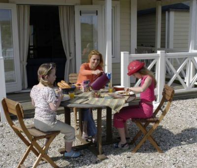 Vakantiehuis Kamperland: villa type BZ 6-personen