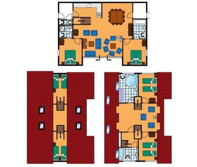 Vakantiewoningen huren in Oosterhout, Noord Brabant, Nederland | luxe villa voor 12 personen
