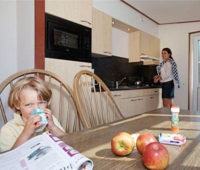 Vakantiewoningen huren in Borger, Drenthe, Nederland | chalet voor 6 personen