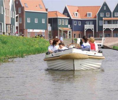 Vakantiewoningen huren in Volendam, Noord Holland, Nederland   appartement voor 5 personen