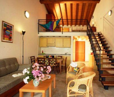 Vakantiewoningen huren in Moniga del Garda, Gardameer, Italie | appartement voor 5 personen