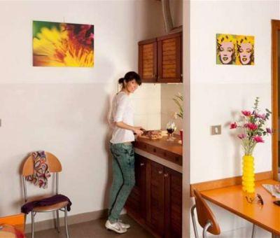 Vakantiewoningen huren in Bologna, Emilia Romagna, Italie | bungalow voor 4 personen