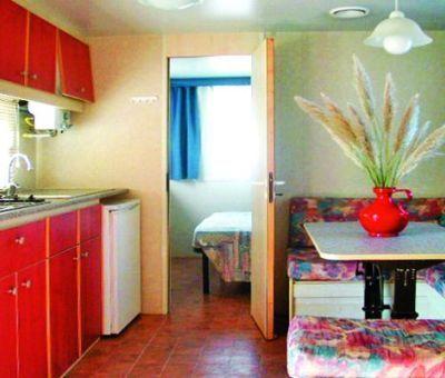 Vakantiewoningen huren in Lido di Pomposa, Emilia Romagna, Italie | mobilhome voor 6 personen