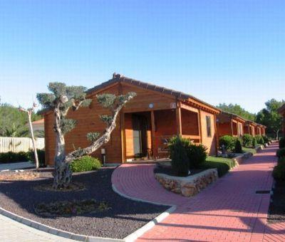 Vakantiewoningen huren in Alcossebre (Castellon), Valencia - Murcia, Spanje | bungalow voor 5 personen