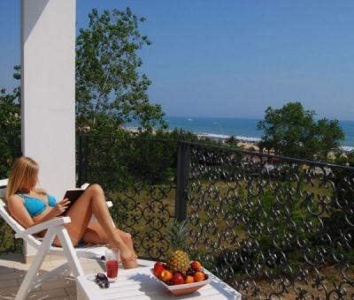 Vakantiewoningen huren in Tortoreto Lido, Abruzzen, Italie   appartement voor 6 personen