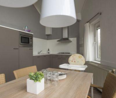 Vakantiehuis Domburg: Kinderbungalow type Comfort 7K 7-personen