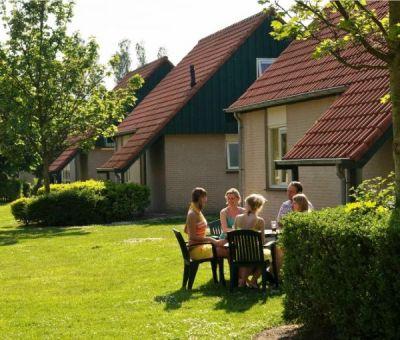 Vakantiehuis Renesse: bungalow type kb 6-personen