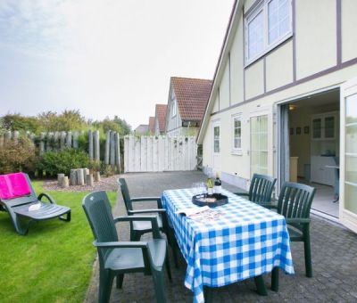 Vakantiehuis Domburg: luxe villa HL6 6-personen