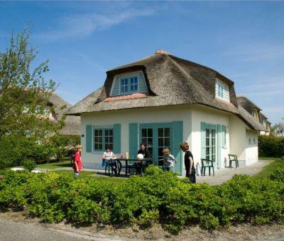 Vakantiehuis Domburg: luxe villa type MDL6 6-personen