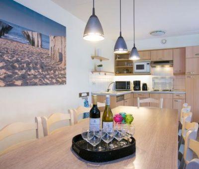 Vakantiehuis Domburg: familievilla type U10 10-personen