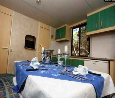 Vakantiewoningen huren in Lido di Spina, Emilia Romagna, Italie | mobilhome voor 6 personen