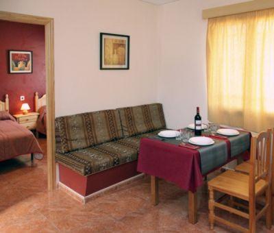 Vakantiewoningen huren in Caspe (Zaragoza), Aragón, Spanje | bungalow voor 4 personen