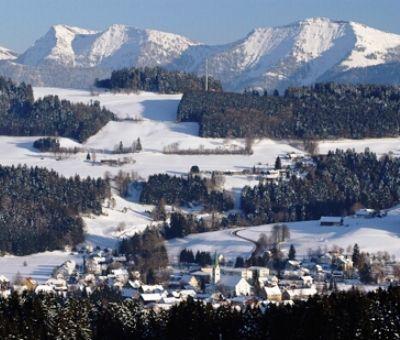 Vakantiewoningen huren in Lindenberg, Allgau Beieren, Duitsland   bungalow voor 8 personen