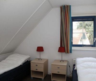 Vakantiehuis Hooghalen: Bungalow type F12 12-personen
