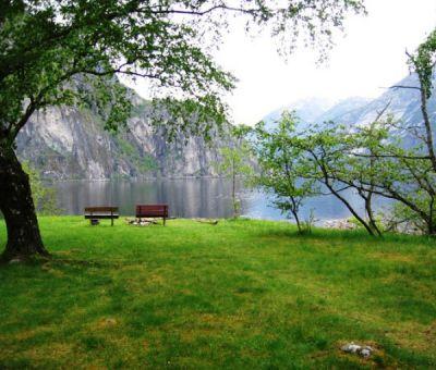 Vakantiewoningen huren in Ovre Eidfjord, Hordaland, Noorwegen | vakantiehuisje voor 4 personen
