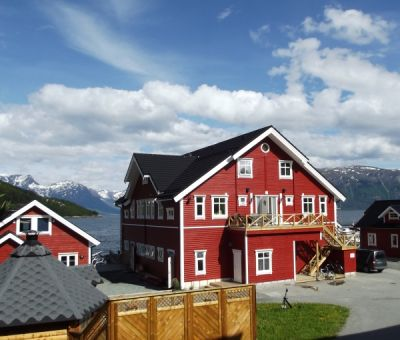 Vakantiewoningen huren in Lyngseidet, Troms, Noorwegen | appartement voor 6 personen