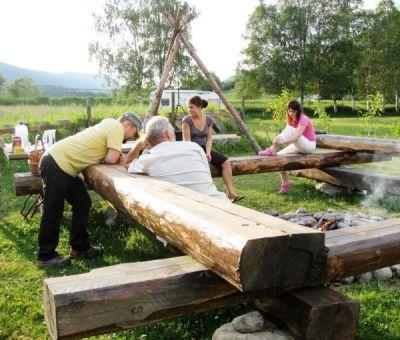 Vakantiewoningen huren in Dovreskogen, Oppland, Noorwegen | vakantiehuisje voor 4 personen
