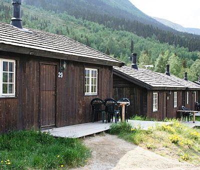 Vakantiewoningen huren in Lom, Oppland, Noorwegen   vakantiehuisje voor 5 personen