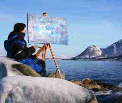 Vakantiewoningen huren in Laukvik, Lofoten, Nordland, Noorwegen | vakantiehuis voor 6 personen