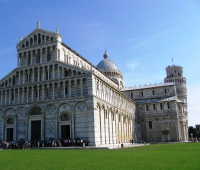 Vakantiewoningen huren in Pisa, Toscane, Italie | mobilhome voor 5 personen