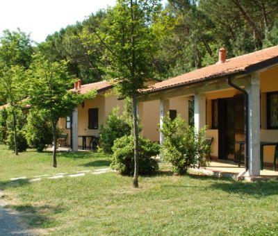 Vakantiewoningen huren in Tabiano bij Parma, Emilia Romagna, Italie | bungalow voor 5 personen