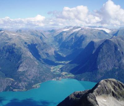 Vakantiewoningen huren in Hjelledalen, Stryn, Sogn Og Fjordane, Noorwegen | vakantiehuisje voor 8 personen