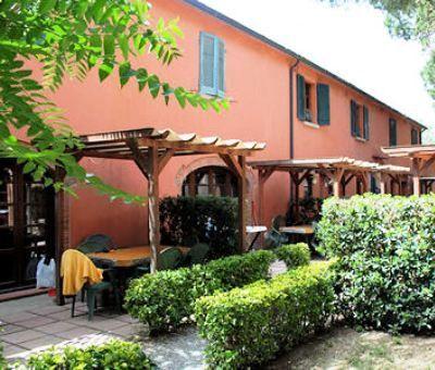 Vakantiewoningen huren in Marina di Bibbona, Toscane, Italie | appartement voor 8 personen