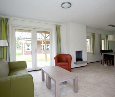 Vakantiewoningen huren in Hoeven, Noord Brabant, Nederland | bungalow met sauna voor 14 personen