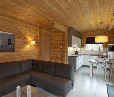 Vakantiewoningen huren in Zutendaal, Limburg, Belgie | bungalow voor 4 personen