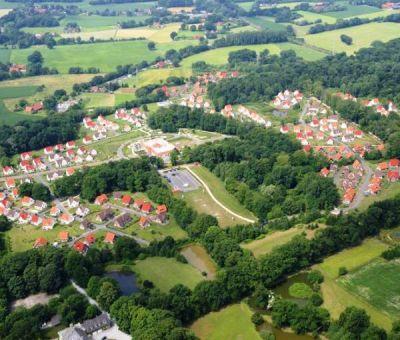 Vakantiehuis Bad Bentheim: Villa type BBL10 luxe 10-personen