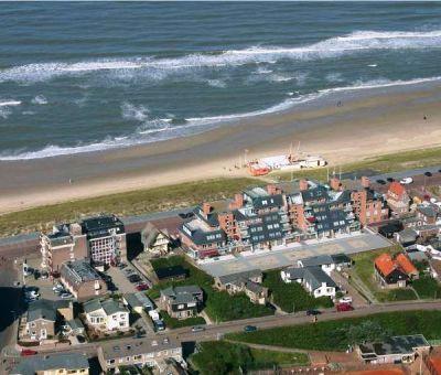 Vakantiewoningen huren in Egmond aan Zee, Noord Holland, Nederland | appartement voor 4 personen