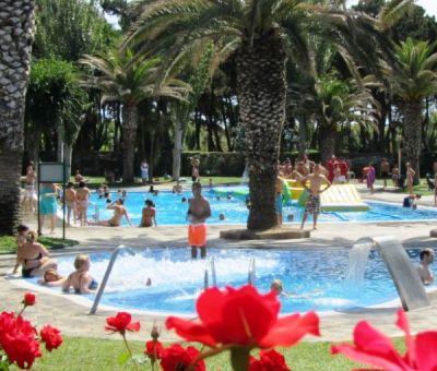 Vakantiewoningen huren in Platja Daro, Catalunya, Catalonië, Spanje | mobilhomes voor 4 personen