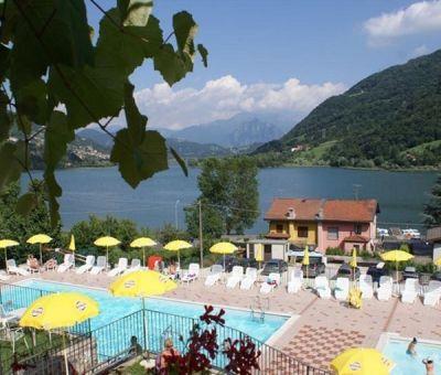 Vakantiewoningen huren in Ranzanico Al Lago, Bergamo, Lombardije, Italie | mobilhome voor 5 personen